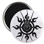 "Acheron Symbol 2.25"" Magnet (100 pack)"