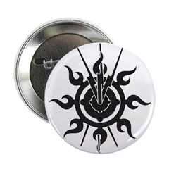 "Acheron Symbol 2.25"" Button (100 pack)"