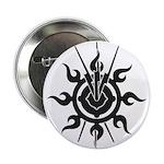 """Acheron Symbol 2.25"""" Button (10 pack)"""