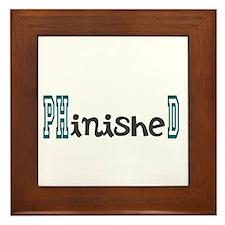 PhinisheD Framed Tile