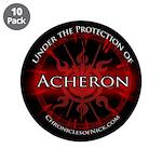 "Acheron Protection 3.5"" Button (10 pack)"