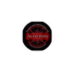 Acheron Protection Mini Button (100 pack)