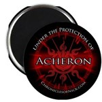"Acheron Protection 2.25"" Magnet (10 pack)"