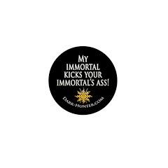 Immortal Mini Button (100 pack)