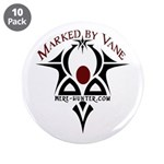 """Marked by Vane 3.5"""" Button (10 pack)"""
