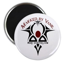 """Marked by Vane 2.25"""" Magnet (100 pack)"""
