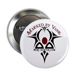 """Marked by Vane 2.25"""" Button"""