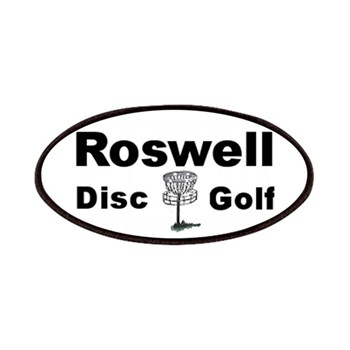 Roswell Disc Golf Patches