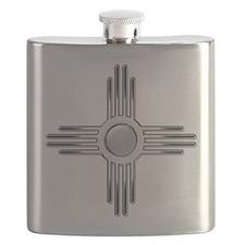 Southwest Zia Flask