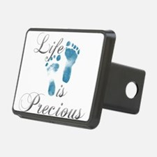 Life is Precious Hitch Cover