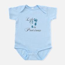 Life is Precious Infant Bodysuit