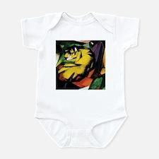 Franz Marc Tiger Infant Bodysuit