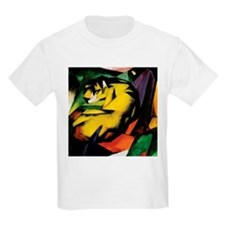 Franz Marc Tiger T-Shirt