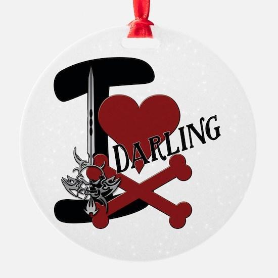 Darling Ornament