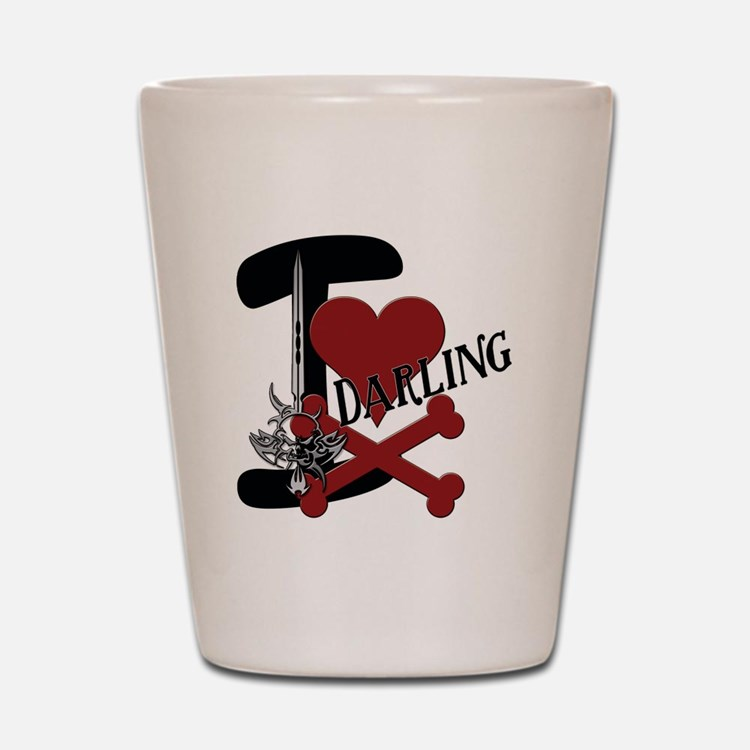 Darling Shot Glass