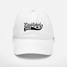 Established 1956 Baseball Baseball Cap
