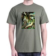 Gustave Moreau Unicorn T-Shirt