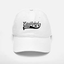 Established 1953 Baseball Baseball Cap