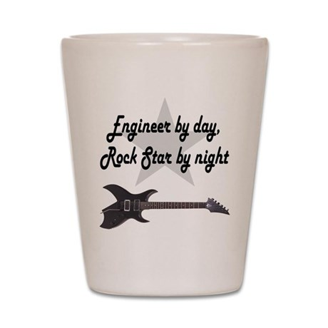 ENGINEER Shot Glass