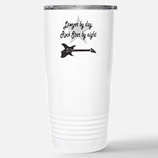 LAWYER Stainless Steel Travel Mug