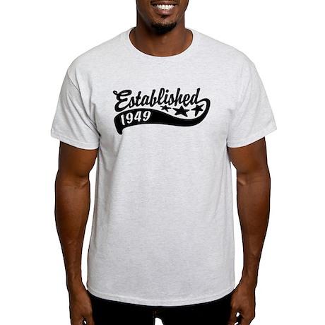 Established 1949 Light T-Shirt