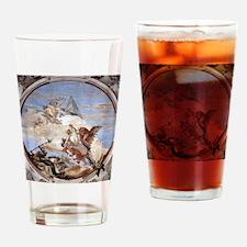 Bellerophon on Pegasus Drinking Glass