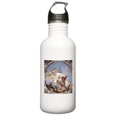 Bellerophon on Pegasus Water Bottle