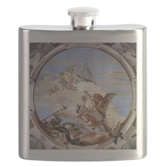 Bellerophon on Pegasus Flask