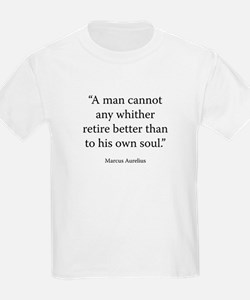 Meditations Book 4 Part 3 T-Shirt