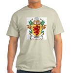 O'Lalor Coat of Arms Ash Grey T-Shirt