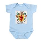 O'Lalor Coat of Arms Infant Creeper
