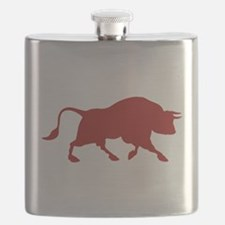 Red Bull Flask