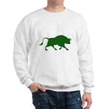 Green Bull Sweatshirt