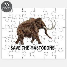 Save the mastodons Puzzle