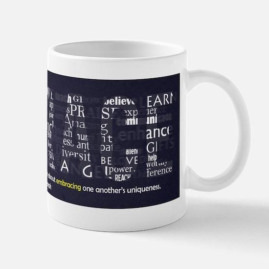 Embrace Diversity Mug
