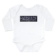 Embrace Diversity Long Sleeve Infant Bodysuit