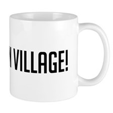 Go Lincoln Village Coffee Mug
