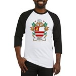 O'Kirby Coat of Arms Baseball Jersey