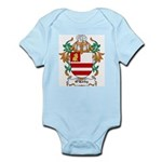 O'Kirby Coat of Arms Infant Creeper