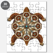 Native American Turtle 02 Puzzle