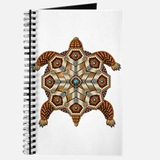 Native American Turtle 02 Journal