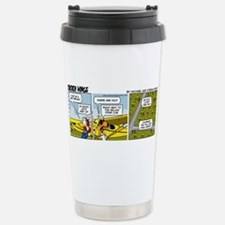 0662 - Yellow Piper Cub Travel Mug
