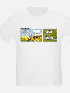 0662 - Yellow Piper Cub T-Shirt