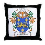 O'Kindelan Coat of Arms Throw Pillow