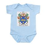 O'Kindelan Coat of Arms Infant Creeper