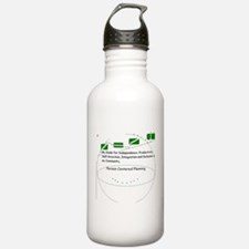 Person Centered Planning Water Bottle