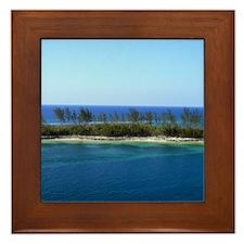 Nassau Shore Framed Tile
