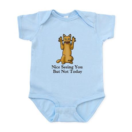 Not Today Infant Bodysuit