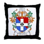 O'Kinahan Coat of Arms Throw Pillow