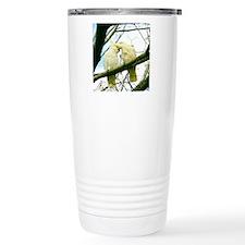 Adoring Cockatoos Travel Mug